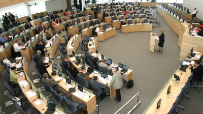 Seimas-floor